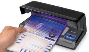 détecteur faux billets et faux documents