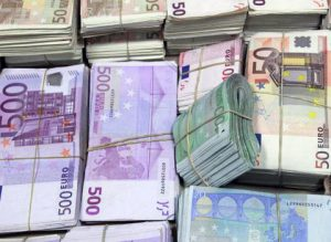 liasse billet de banque