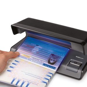 test détecteur de faux billets Safescan 50