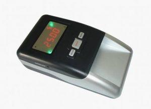 test détecteur de faux billets automatique Euroline